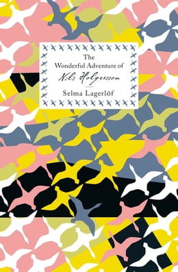 Book The Wonderful Adventure of Nils Holgersson by Selma Lagerlöf