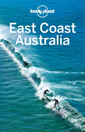Lonely Planet East Coast Australia 4