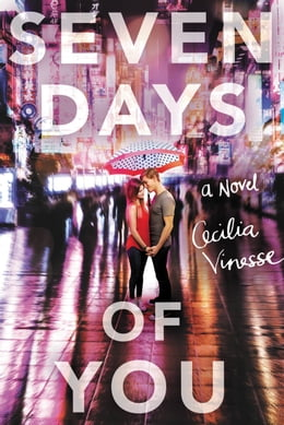 Book Seven Days of You by Cecilia Vinesse