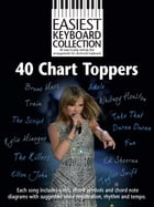 Easiest Keyboard Collection: 40 Chart Toppers by Wise Publications