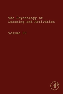 Book Psychology of Learning and Motivation by Brian H. Ross