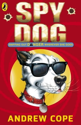 Book Spy Dog by Andrew Cope