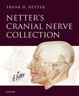 Book Netter's Cranial Nerve Collection by Frank H. Netter