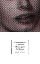 Contemporary American Monologues for Women Cover Image