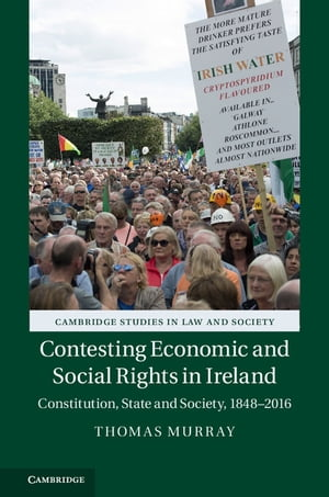 Contesting Economic and Social Rights in Ireland Constitution,  State and Society,  1848?2016