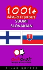 1001+ harjoitukset suomi - Slovakian by Gilad Soffer