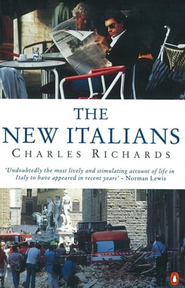 Book The New Italians by Charles Richards