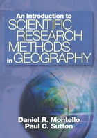 An Introduction to Scientific Research Methods in Geography