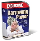 Borrowing Power: Borrow from $5,000 to $50,000 in less than 48 hours!! by American Home Business
