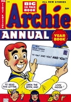 Archie Annual #1 by Archie Superstars