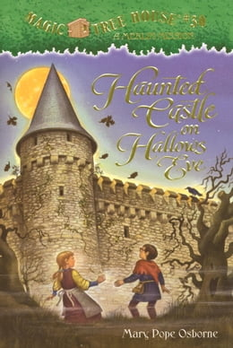 Book Haunted Castle on Hallows Eve by Mary Pope Osborne