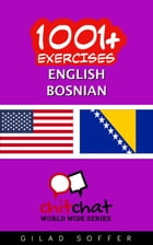 1001+ Exercises English - Bosnian by Gilad Soffer