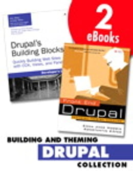 Book Building and Theming Drupal Collection by Emma Jane Hogbin
