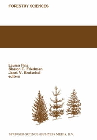 Handbook of Quantitative Forest Genetics