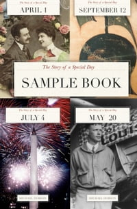 The Story of a Special Day: Sample Book
