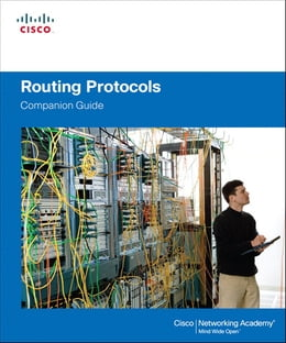 Book Routing Protocols Companion Guide by Cisco Networking Academy