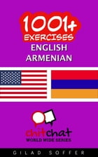 1001+ Exercises English - Armenian by Gilad Soffer