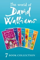 The World of David Walliams: 7 Book Collection (The Boy in the Dress, Mr Stink, Billionaire Boy, Gangsta Granny, Ratburger, Demon Dentist, Awful Aunti by David Walliams