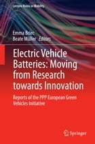 Electric Vehicle Batteries: Moving from Research towards Innovation