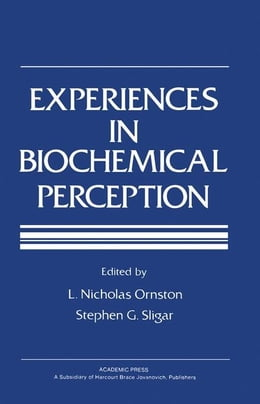 Book Experiences in Biochemical Perception by Ornston, L