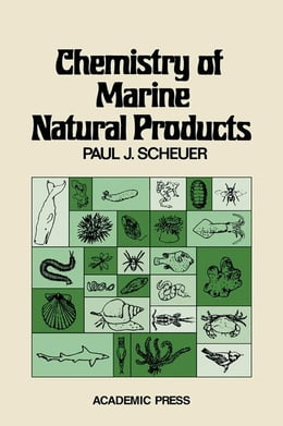 Book Chemistry Of Marine Natural Products by Schever, Poul