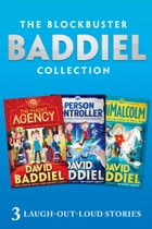 The Blockbuster Baddiel Collection: The Parent Agency; The Person Controller; AniMalcolm by David Baddiel
