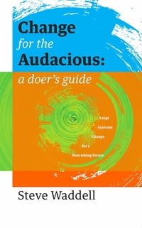 Change for the Audacious: a doer's guide: Large Systems Change for flourishing futures