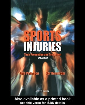 Sports Injuries: Third Edition