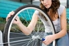 How to Replace a Bike Tire by Peter Gibbons
