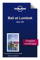 Bali et Lombok 9 - îles Gili by Lonely Planet