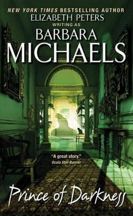 Book Prince of Darkness by Barbara Michaels