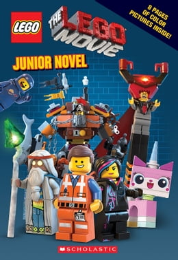Book LEGO: The LEGO Movie: Junior Novel by Kate Howard