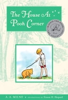 The House At Pooh Corner Deluxe Edition Cover Image