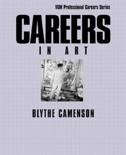 Book Careers in Art by Camenson, Blythe