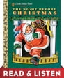 The Night Before Christmas: Read & Listen Edition Cover Image