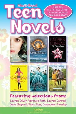 Book Must-Read Teen Novel Sampler: For the Teen in All of Us: A Collection of Fabulous Reads by Lauren Oliver