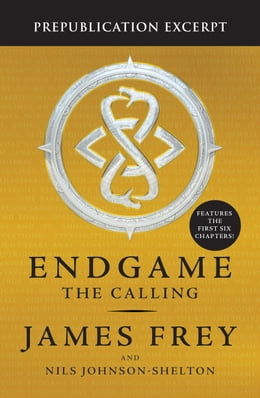 Book Endgame Sampler by James Frey