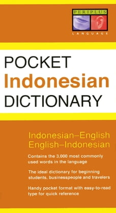 Pocket Indonesian Dictionary: Indonesian-English English-Indonesian