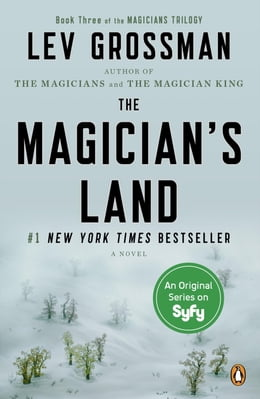 Book The Magician's Land: A Novel by Lev Grossman