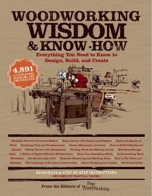 Woodworking Wisdom & Know-How Everything You need to Design,  Build and Create