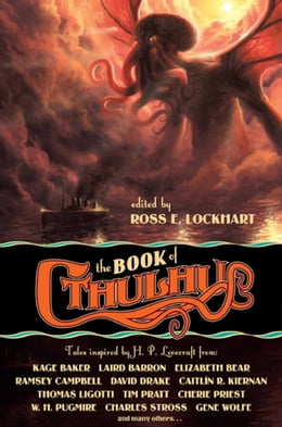 Book The Book of Cthulhu by Ross Lockhart