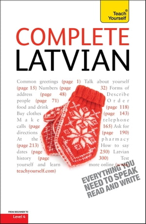 Complete Latvian: Teach Yourself