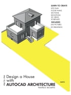 Step by Step Design a House with Autocad Architecture by Pantelis Skourtis