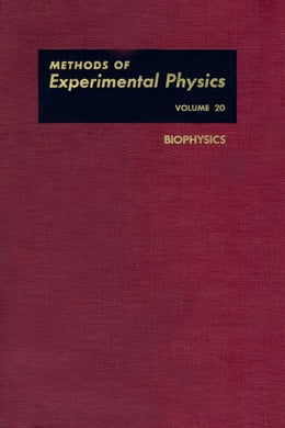 Book Biophysics by Ehrenstein, Gerald