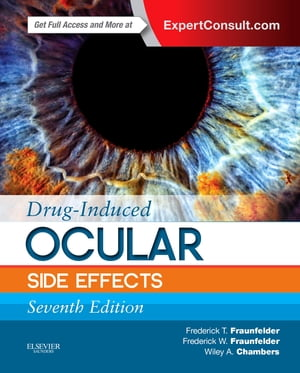 Drug-Induced Ocular Side Effects: Clinical Ocular Toxicology