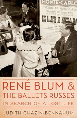 Rene Blum and The Ballets Russes