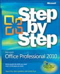 Microsoft Office Professional 2010 Step by Step Deal