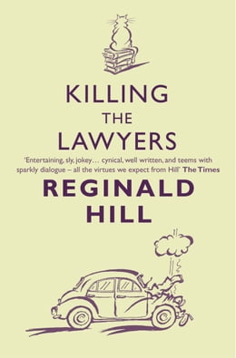 Book Killing the Lawyers (Joe Sixsmith, Book 3) by Reginald Hill
