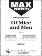 Of Mice and Men (MAXNotes Literature Guides) Cover Image