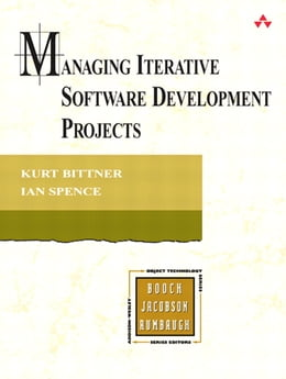 Book Managing Iterative Software Development Projects by Kurt Bittner